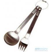 Титановая ложка- вилка MSR Titan Fork & Spoon
