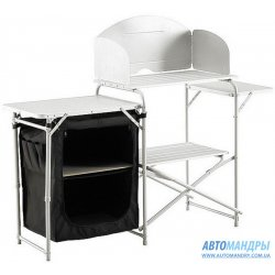 Кухонный туристический стол-шкаф Easy Camp Sarin