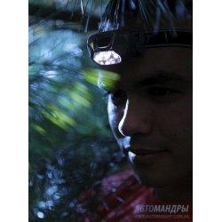 Светодиодный налобный фонарь «Горыныч» от Экспедиция