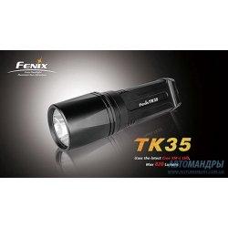 Фонарь Fenix TK35 T6