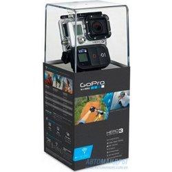 Комплект камеры GoPro HD HERO3: Black Edition