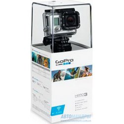 Комплект камеры GoPro HD HERO3: White Edition