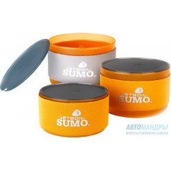 Набор мисок Jetboil SUMO Companion Bowl Set
