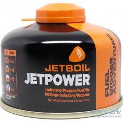 Газовый баллон Jetboil Jetpower fuel 100 г