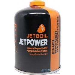 Газовый баллон Jetboil Jetpower fuel 450 г