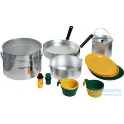 """Набор посуды """"Кемпинг"""" 010048-00 из алюминия"""