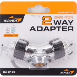 Переходник Kovea 2-Way Adapter KA-2105