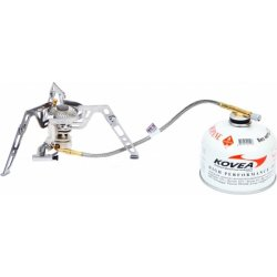 Газовая горелка Kovea Camp-4 Moonwalker KB-0211G-L (длинный шланг)