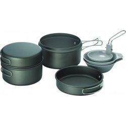Набор посуды Kovea KSK-SOLO2 из анодированного алюминия на 1-2 персоны