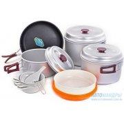 Набор алюминиевой посуды Kovea 7-8 Cookware KSK-WY78