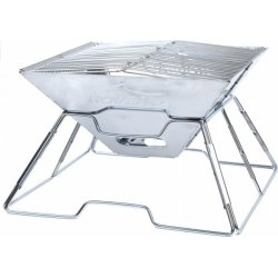 Гриль на углях Kovea Magic I Stainless BBQ KG-0712