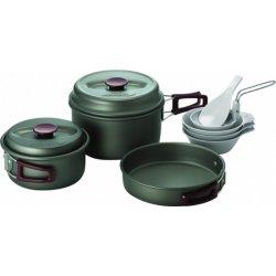 Набор посуды Kovea Hard 23 KSK-WH23 из анодированного алюминия на 2-3 персоны