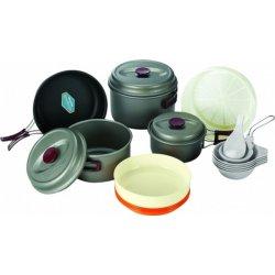 Набор посуды Kovea Hard 56 KSK-WH56 из анодированного алюминия на 5-6 персон