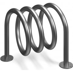 Велопарковка спираль Krosstech Viro Pion 53