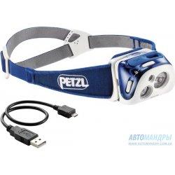 Налобный фонарь Petzl REACTIK