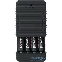 Зарядное устройство Powertraveller Powerchimp 4A