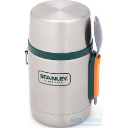 Пищевой термос с ложкой Stanley Adventure 0,5 л