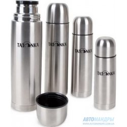 Термос Tatonka H&C Stuff 1,0l