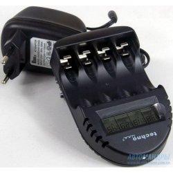Зарядное устройство для Ni-MH, Ni-CD аккумуляторов LaCrosse/Technoline BC-250