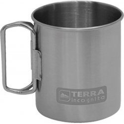 Кружка со складными ручками Terra Incognita S-Mug 300