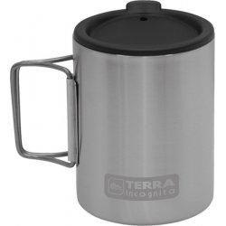 Термокружка с поилкой Terra Incognita T-Mug 350 W/Cap