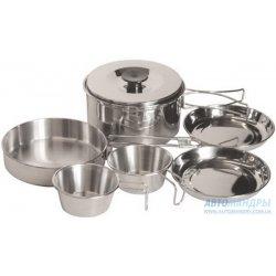 Набор посуды Tramp TRC-001 из нержавеющейстали