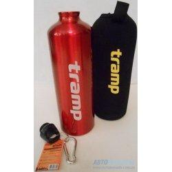 Бутылка алюминиевая Tramp TRC-032 1 л