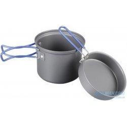 Набор посуды Tramp TRC-039 из анодированного алюминия