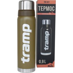 Термос Tramp Expedition Line TRC-027 0,9 л оливковый