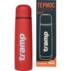 Термос Tramp Basic TRC-111 0,5 л красный