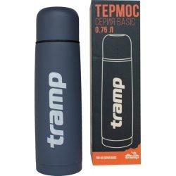 Термос Tramp Basic TRC-112 0,75 л серый