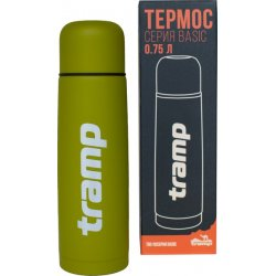 Термос Tramp Basic TRC-112 0,75 л оливковый