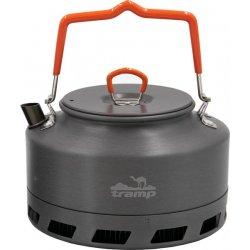 Чайник Tramp TRC-121 из анодированного алюминия с теплообменником 1,6 л