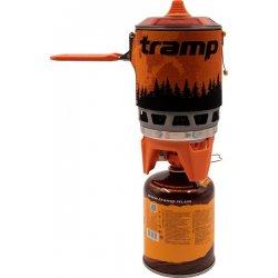 Система для приготовления пищи 0,8 л Tramp TRG-049 оранжевая