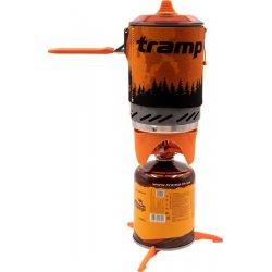Система для приготовления пищи 1 л Tramp TRG-115 оранжевая