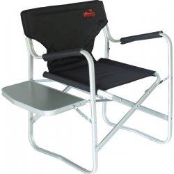 Директорский стул со сплошной спинкой Tramp TRF-020