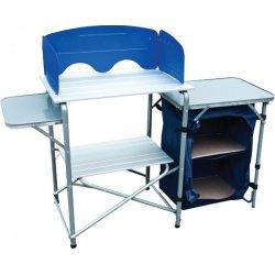 Кухонный туристический стол-шкаф Tramp TRF-021