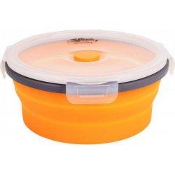 Контейнер силиконовый складной Tramp TRC-087 800 мл оранжевый