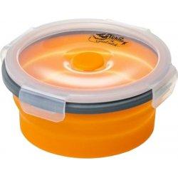 Контейнер силиконовый складной Tramp TRC-088 550 мл оранжевый