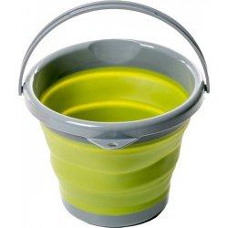 Складное ведро силиконовое Tramp TRC-092 5 л оливковое