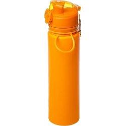 Бутылка силиконовая Tramp TRC-094 700 мл оранжевая