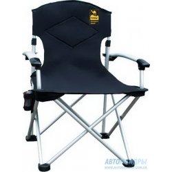 Кресло раскладное с уплотненной спинкой и жесткими подлокотниками Tramp TRF-004