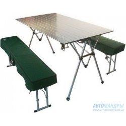 Набор мебели со скамейками Tramp TRF-018