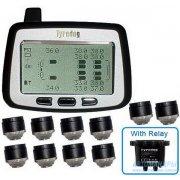 Система измерения давления в шинах Tyredog TD2000A-X-10