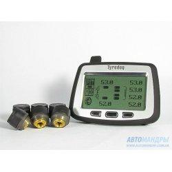 Система измерения давления в шинах Tyredog TD2200A-X-06