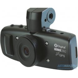 Видеорегистратор X-Digital AVR-FHD-511 GPS